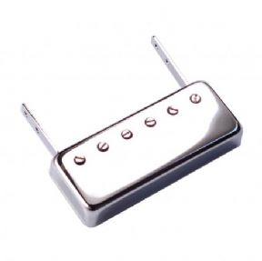 Kent Armstrong Neck Jazz Pickup Adjustable Chrome
